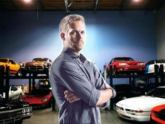 Koleksi Paul Walker Dilelong