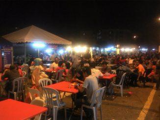 Kedai Makan Kelantan 12 Malam