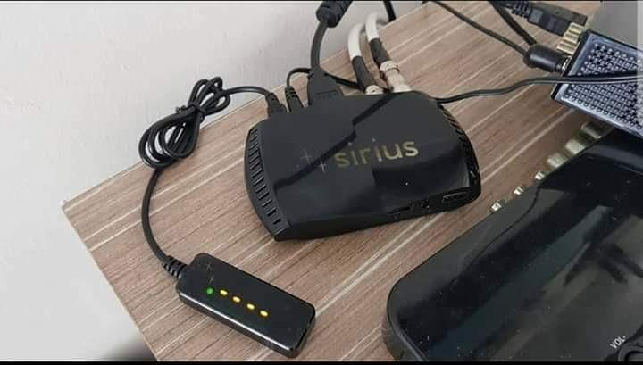 Pencabar Baru Sirius TV