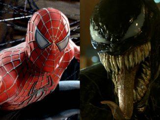 Spider-Man Venom Sah Crossover