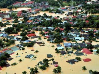 14 Bandar Utama Malaysia Tenggelam Menjelang 2050