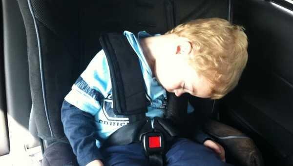 2 Hour Rule Tempoh Duduk Dalam Car Seat