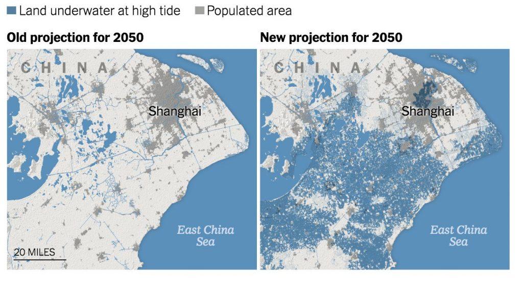 3 Bandar Utama Malaysia Tenggelam Menjelang 2050