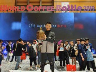 Barista Malaysia Kejohanan Seni Latee Dunia 4