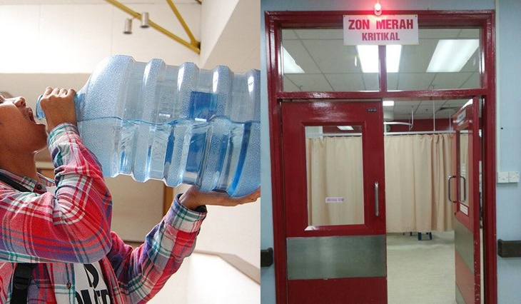 Bengkak Otak Minum Air Berlebihan 5