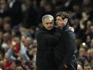 Mourinho Pengurus Tottenham