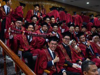 Graduan UTM Paling Laris Dalam Pasaran Kerja 2