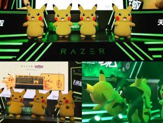 Intern Razer Dipaksa Jadi Pikachu 4