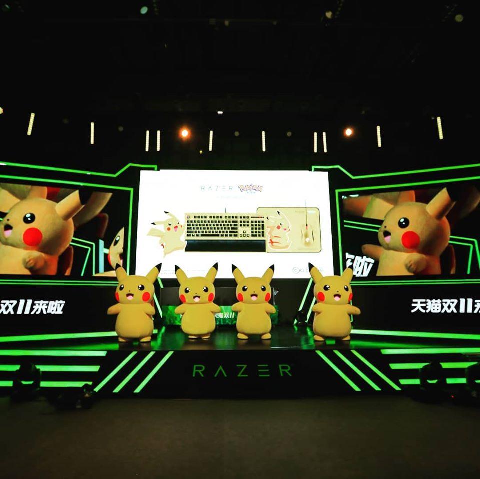 Intern Razer Dipaksa Jadi Pikachu