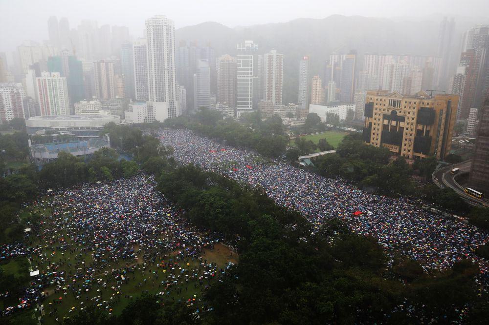 Krisis Pergolakan Di Hong Kong 3
