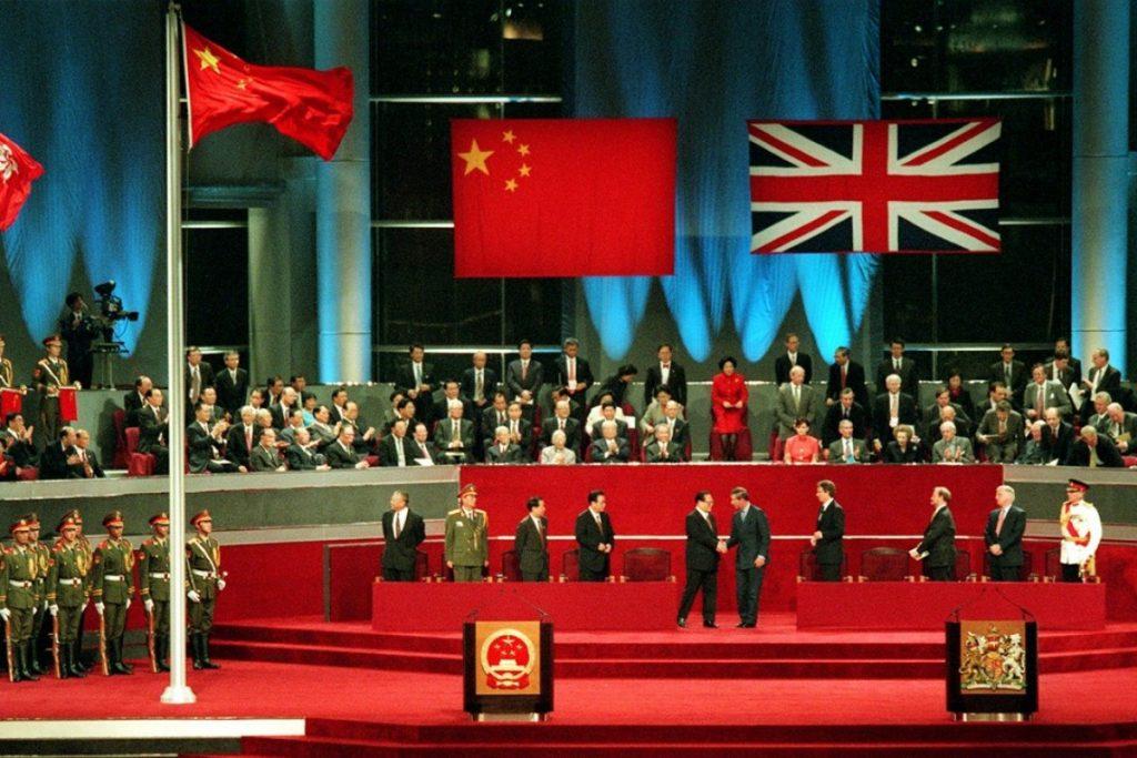 Krisis Pergolakan Di Hong Kong 4