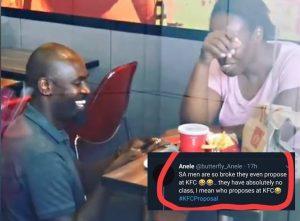Lamar kekasih DI KFC 2