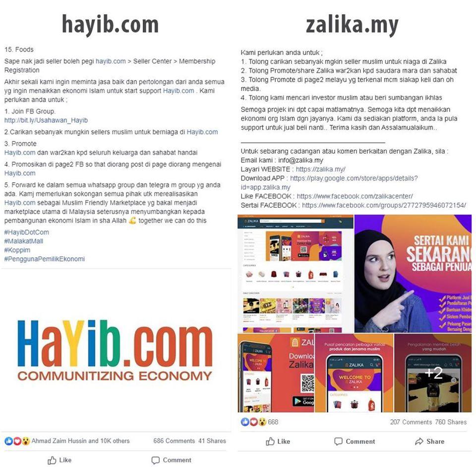 Pemilik AFlix Plagiat Idea Dan Penulisan Pemilik Hayib 4