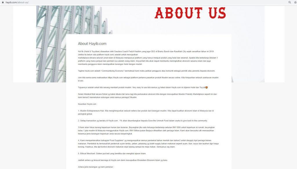 Pemilik AFlix Plagiat Idea Dan Penulisan Pemilik Hayib 5