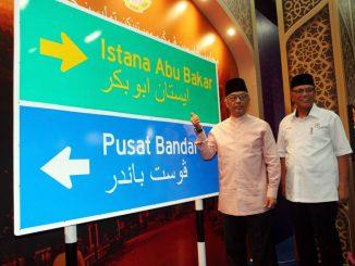 Penguatkuasaan Tulisan Jawi Di Pahang 1