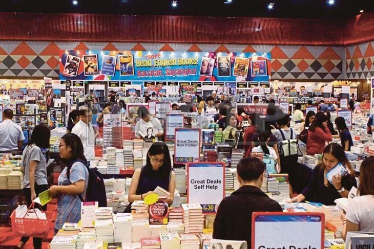Pesta Buku Antarabangsa Kuala Lumpur 1