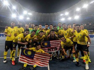 Ranking FIFA Harimau Malaya Melonjak 1