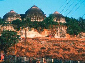 Tapak Masjid Dibina Kuil 2