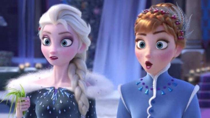 Tayangan Frozen 2 Tertangguh, Remaja Bergaduh 1
