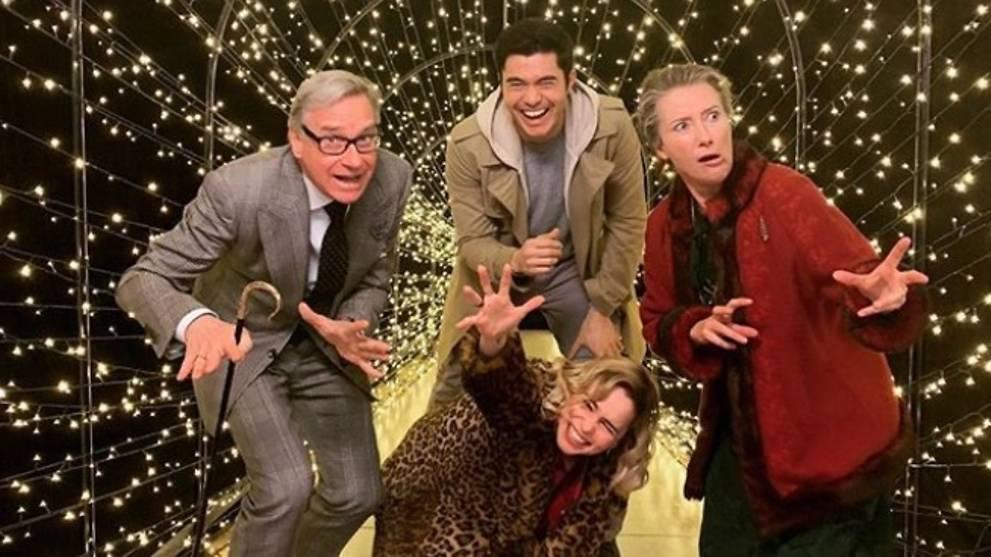 Ulasan Filem Last Christmas