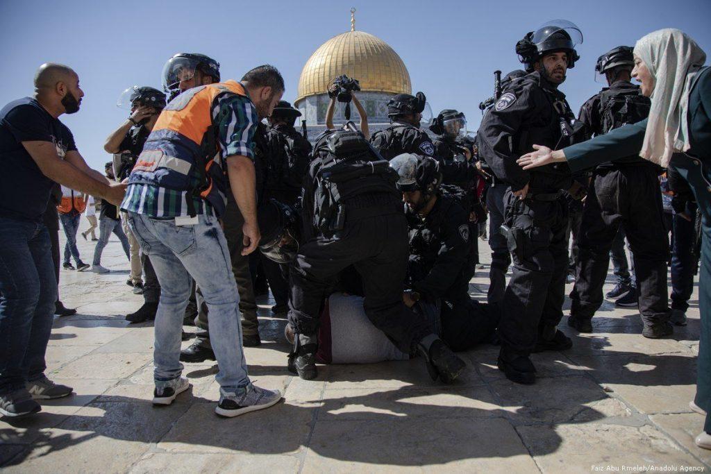 Umat Islam Disaran Lawat Palestin 2