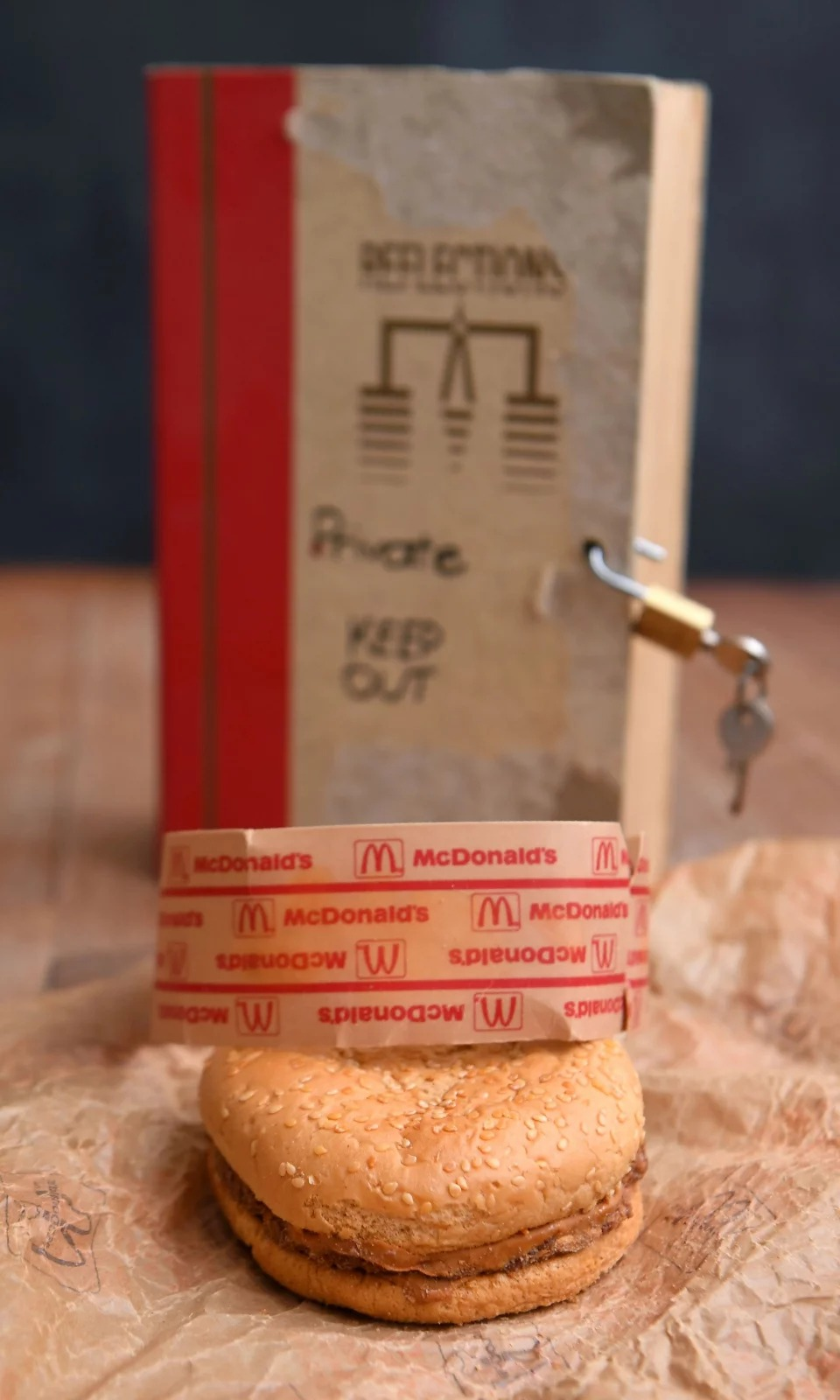 Burger McDonald's 25 Tahun