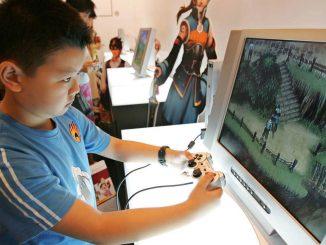 China Larang Permainan Video