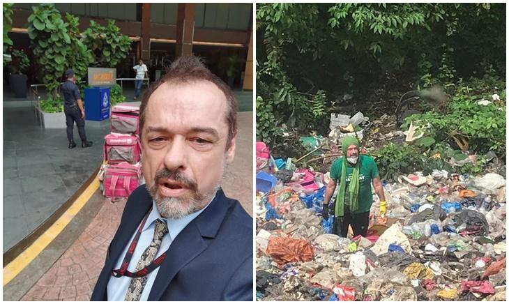 Foodpanda Sampah