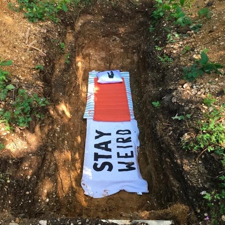 kubur Khas Lepas Tekanan Pelajar
