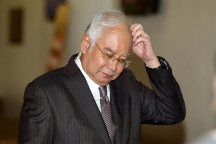 Najib Diarah Bela Diri
