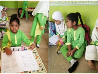 Kanak-Kanak India Sekolah Pasti