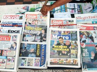 Syarikat Media Berhenti Pekerja