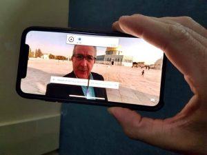 Palestine VR Lawatan Maya