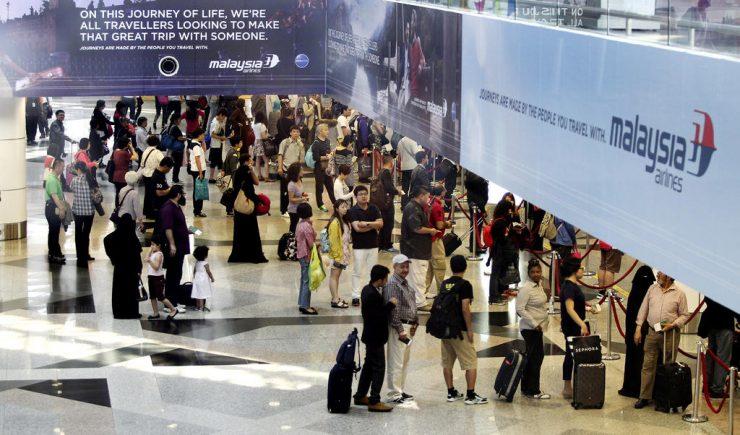 95% Pelancong China India Tiada Rekod Keluar