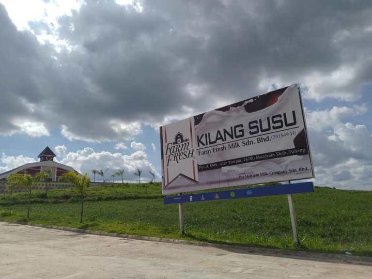 Farm Fresh Tenusu Pertama Bursa Malaysia