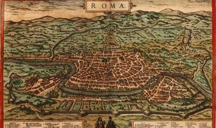 Arkeologi Temui Tapak Rumah Agam Kerajaan Rom 1