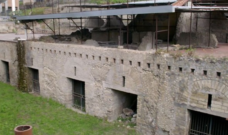 Arkeologi Temui Tapak Rumah Agam Kerajaan Rom 3