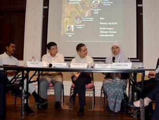Bantah Tulisan Jawi Takut Islamisasi