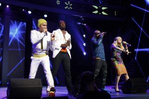 Black Eyed Peas Puji Malaysia