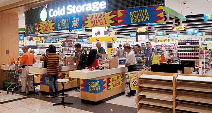Cold Storage Petaling Jaya Tutup Operasi 1