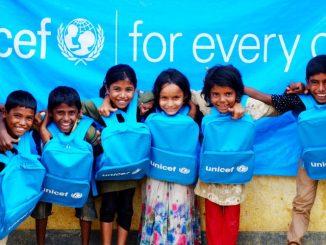 Dana UNICEF Tak Sepenuhnya Pergi Pada Pertubuhan 1