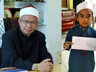 Jawapan Mufti Surat Kanak-Kanak Dihalau Dari Saf Pertama 5