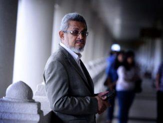 Khalid Samad Tak Setuju Elaun Menteri Dipotong