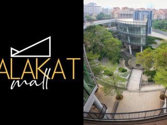 Malakat Mall Bakal Buka Mac 2020 2