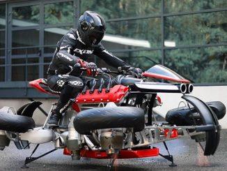 Motosikal Terbang Lazareth