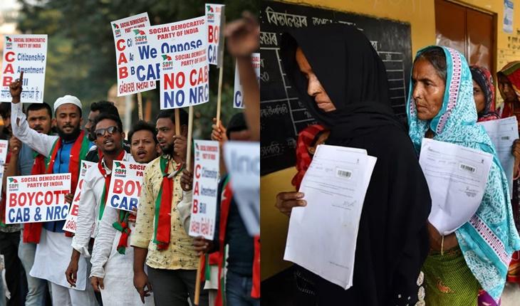 Penduduk Muslim India Dibuang Kerakyatan 2