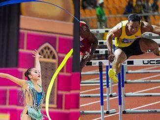 Pingat Emas Malaysia Ditarik Sukan SEA 2019 5