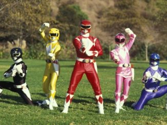 Power Rangers Reboot Paramount Pictures