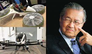 Projek Kereta Terbang Malaysia 3