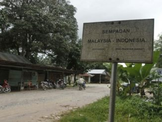 Sempadan Malaysia-Indonesia Dikawal Guna Dron 1